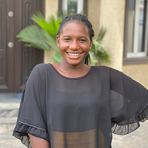 Folashade Adeyeye, Client Services Officer
